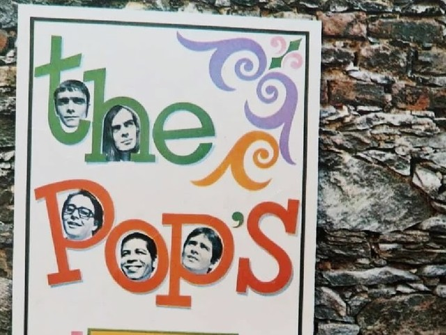 The Pop's (Inconfundível) - O Baile (LP 1969)