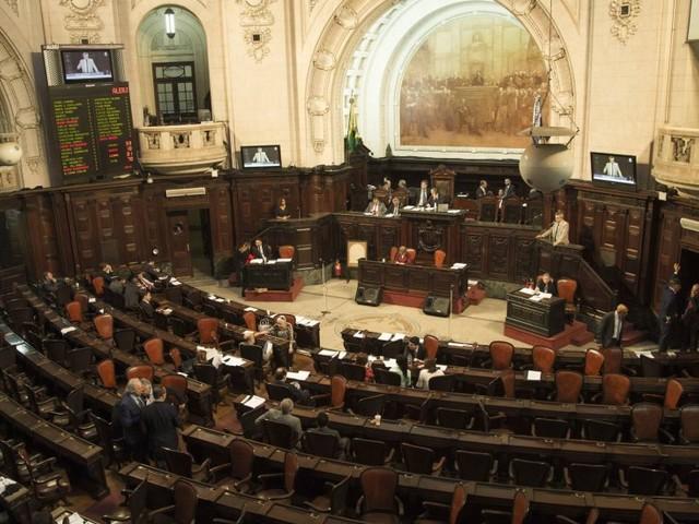 Alerj vai analisar seis vetos relacionados ao funcionalismo estadual na terça-feira