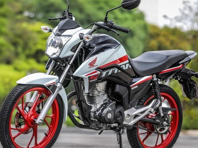 As motos mais vendidas do Brasil - 1ª quinzena de janeiro