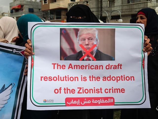 ONU rejeita resolução apresentada pelos EUA para condenar o Hamas