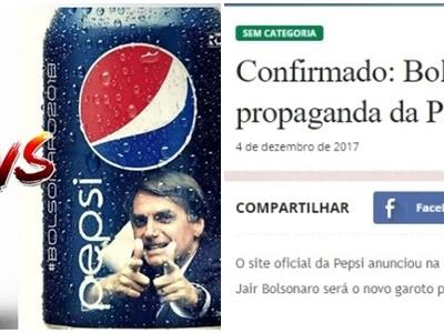 Coca-Cola usa rosto de Pabllo Vittar. Pepsi vai estampar Bolsonaro?