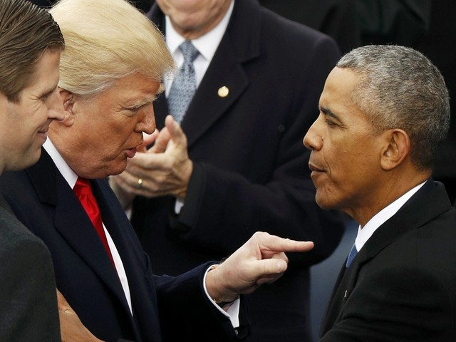 Diretor do FBI nega acusações de Trump sobre alegadas escutas ordenadas por Obama