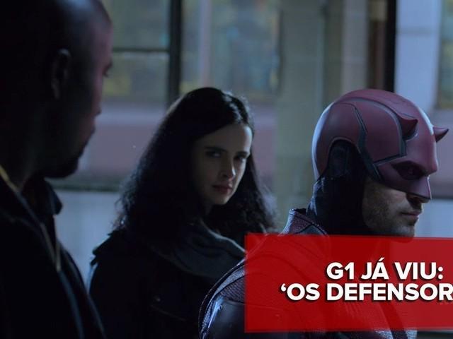 'Os Defensores' equilibra bem heróis e quase redime desastre em 'Punho de Ferro'; G1 já viu
