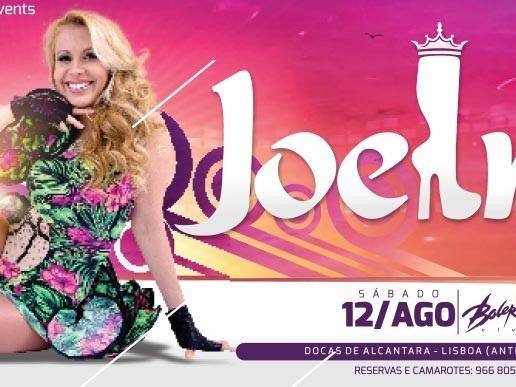 Joelma em Lisboa