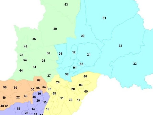 Febre Amarela : o limite entre a área urbana e a zona rural,na sua maioria só é definido geograficamente
