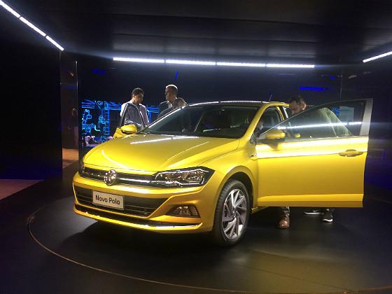 Volkswagen apresenta nova geração do Polo; preço parte de R$ 50 mil