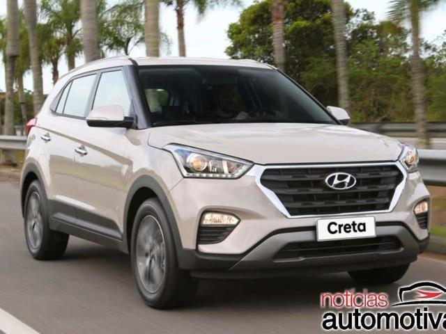 Primeira quinzena: Creta é o SUV mais vendido e Toro domina entre as picapes