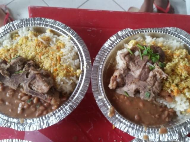 Projeto social que distribui 150 refeições a moradores de rua e pessoas carentes em Goiânia pede doações