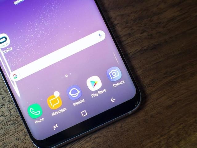 Samsung promete atualização para corrigir problema na tela do Galaxy S8