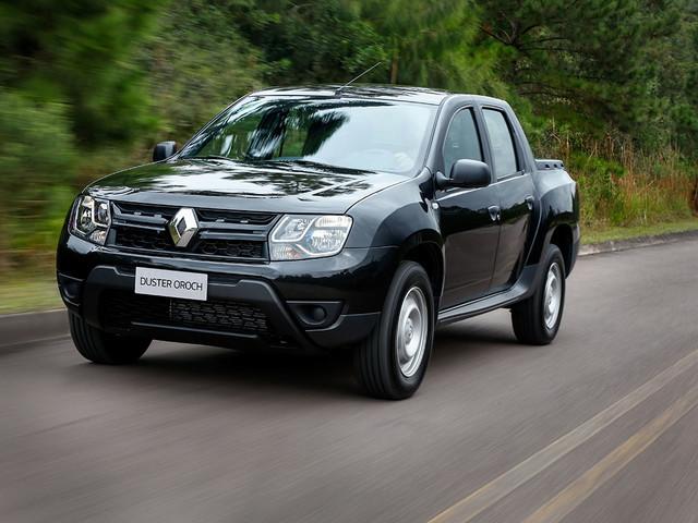 Renault Duster Oroch ganha versão Express por R$ 66.190