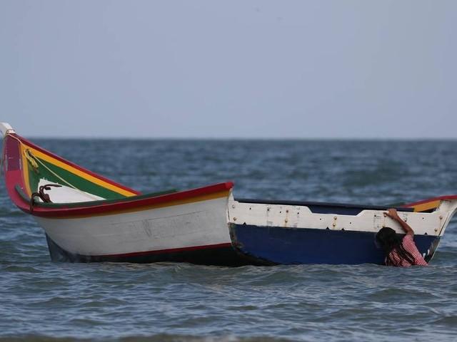 A história da família que tentou fugir da crise na Venezuela e desapareceu no mar