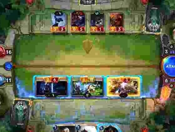 Lançamento de game   Testamos jogo de cartas baseado no League of Legends