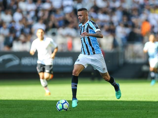 Corinthians chega a acordo com Grêmio e anúncio de Luan é questão de tempo