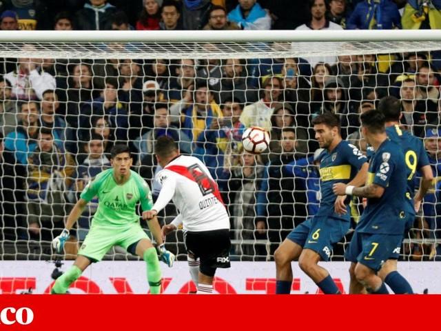 River Plate impôs-se na final interminável