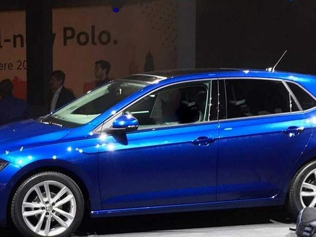 VW confirma produção do Novo Polo no Brasil este ano