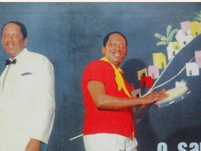 Jamelão - O samba é bom assim!... (LP 1959)