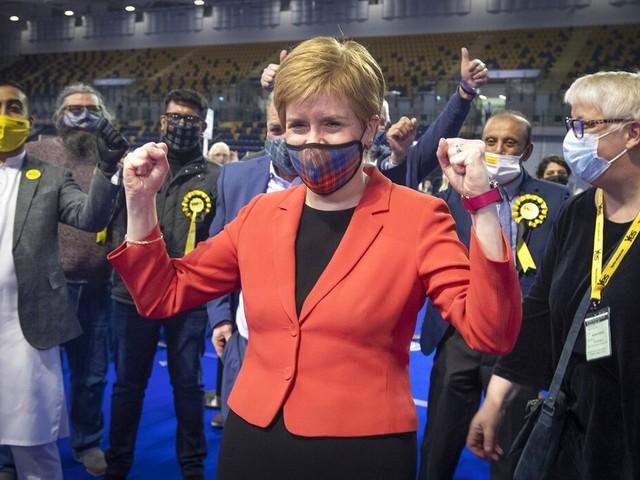 Líder pró-independência se reelege na Escócia, indica apuração