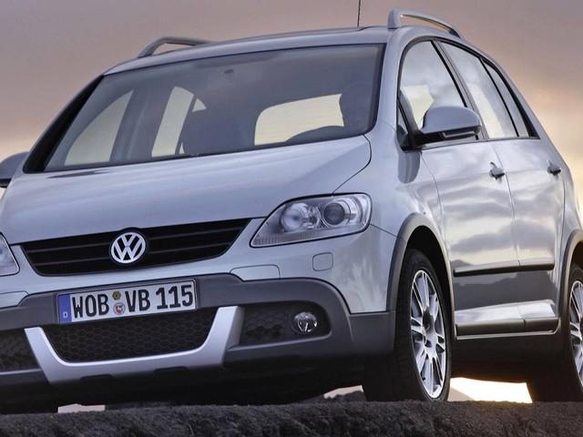 VW Crossgolf aventureiro foi oferecido na Europa até 2014