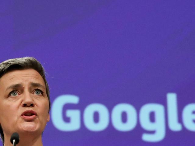 Google é multado pela UE em R$ 6,4 bi por bloquear anúncios de rivais
