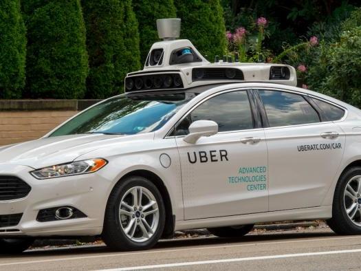 Uber está pronta para voltar a colocar seus carros autônomos nas ruas