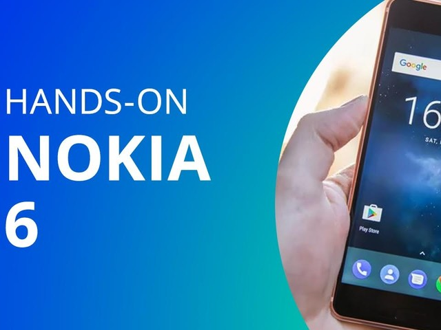 Nokia 6 [Hands-on / Unboxing]