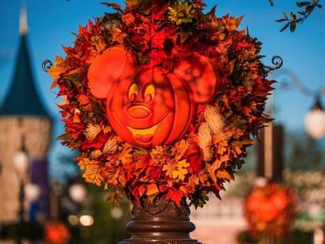 Halloween começa mais cedo na Disney este ano!