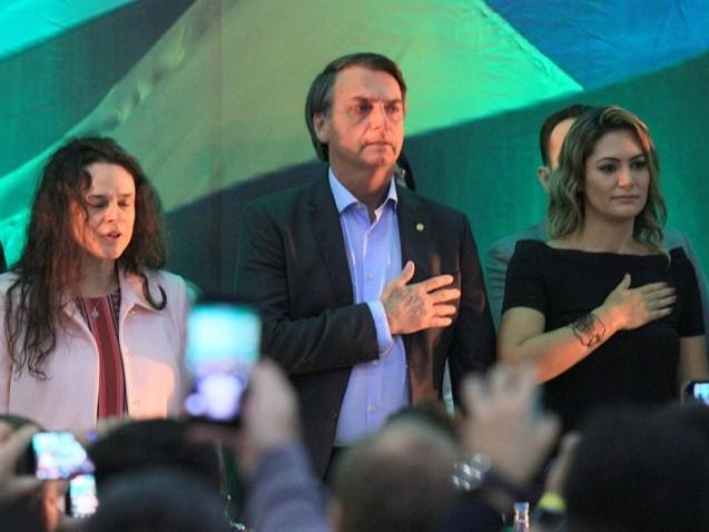 Até Janaína Paschoal recusa ser vice de Bolsonaro