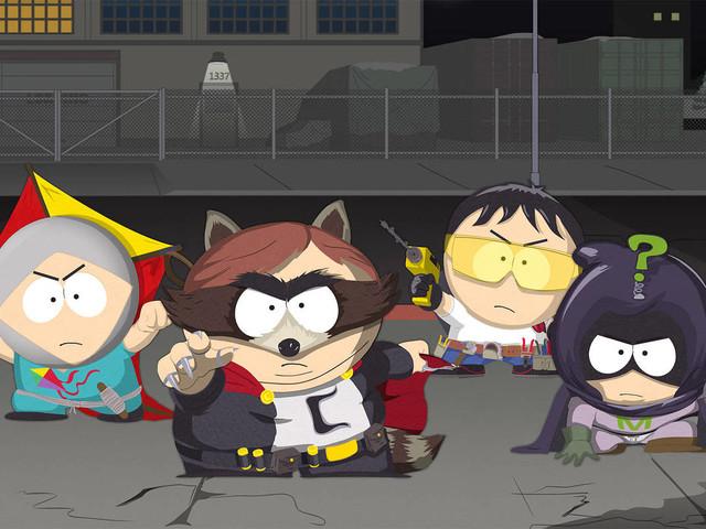 Temática de super-heróisé base para RPG 'debochado' de 'SouthPark'