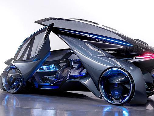 GM se junta a montadoras e investe em start-up para carro autônomo
