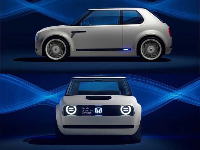 Urban EV, o simpático carro elétrico da Honda