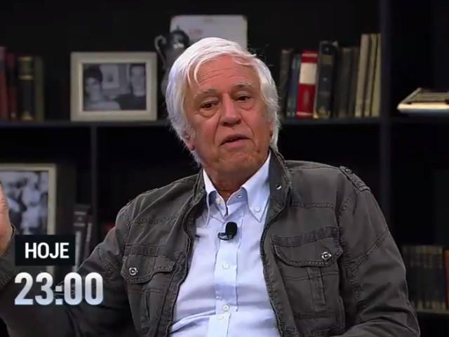 Nuno Leal Maia se revolta com falta de trabalho: 'Rejeitam os grandes atores'