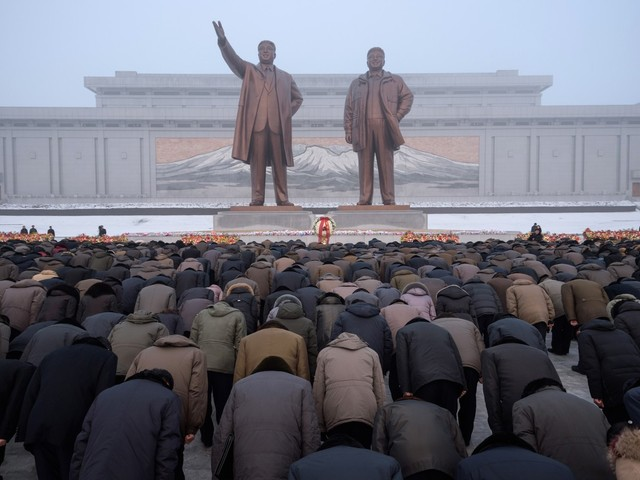Coreia do Norte pede ajuda internacional por falta de comida no país