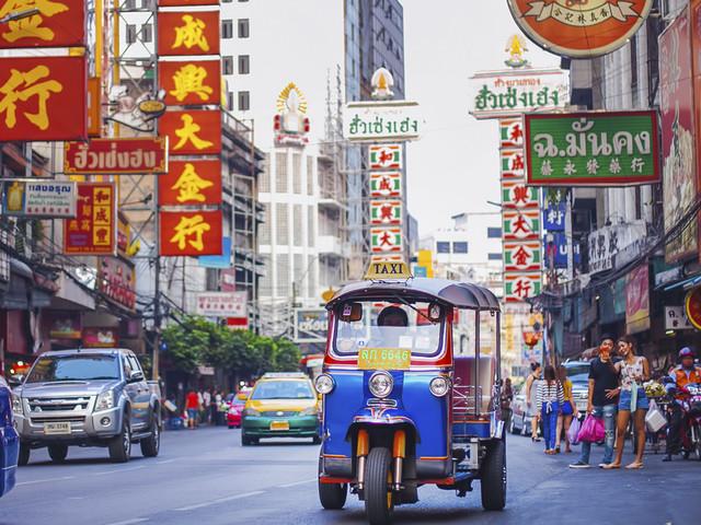 Voos da British para a Tailândia a partir de R$ 3.079 saindo do Rio de Janeiro!