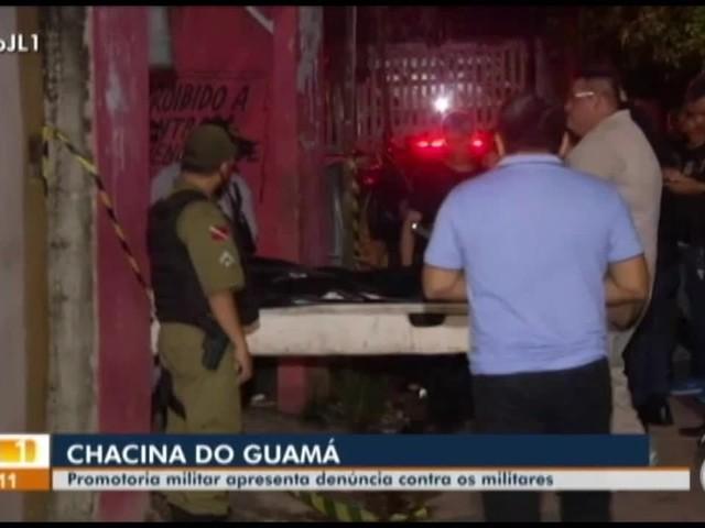 Promotoria Militar denuncia PMs envolvidos na Chacina do Guamá e acredita que mais policiais estejam envolvidos