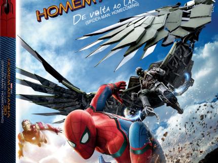 #DICA | Homem-Aranha: De Volta ao Lar 2D/3D já com desconto na pré-venda E MAIS!