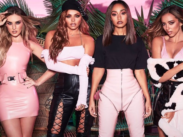 "Little Mix continua a viver dias gloriosos com o ""Glory Days: The Platinum Edition"""