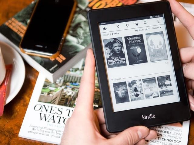 Kindle: meu novo vício