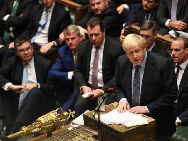 Maiores empresas no Reino Unido valorizaram 40 mil milhões após vitória de Boris Johnson
