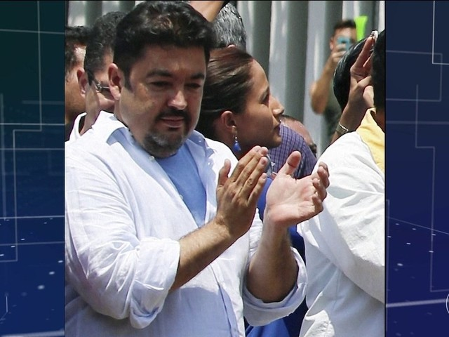 Na Venezuela, chefe de gabinete de Juan Guaidó é preso