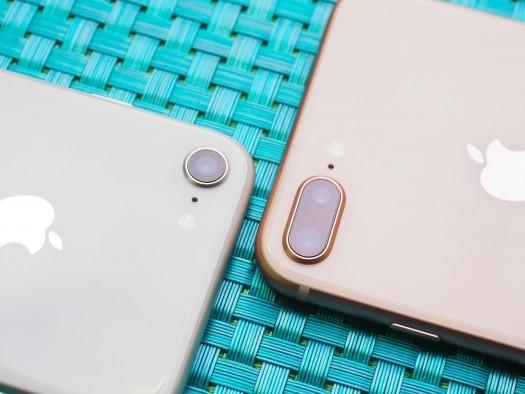 Ações da Apple caem 1,5% devido à baixa demanda do iPhone 8