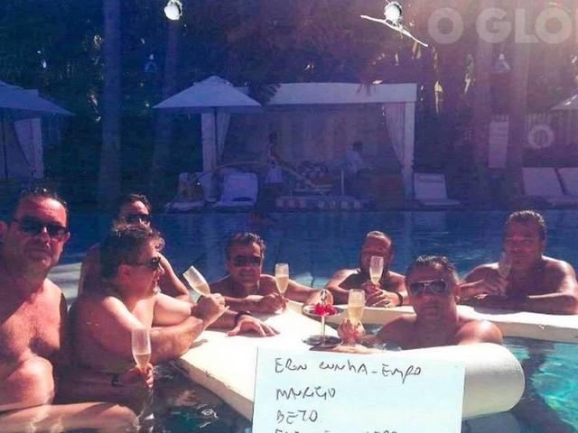 Richa pagou mesada em troca de silêncio de assessor que delatou 'pool party' em Miami