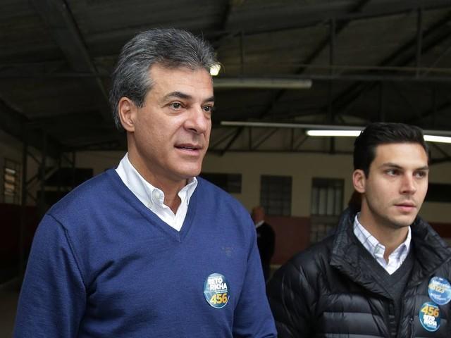 Justiça aceita denúncia e torna ex- governador Beto Richa réu por corrupção passiva e organização criminosa