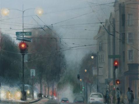 Trova da névoa