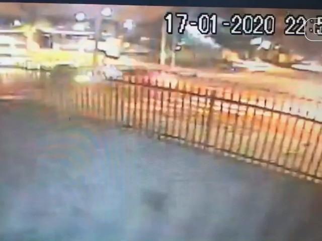 Casal ferido em acidente com motorista embriagado deixa hospital, em Curitiba