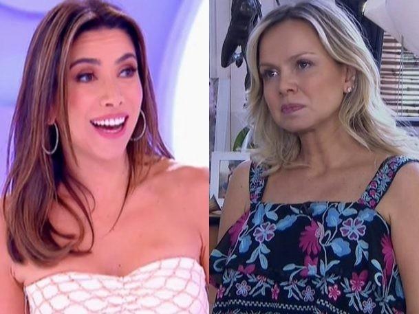 """Patricia Abravanel se envolve em """"barraco"""" com Eliana, questiona talento da apresentadora e exige ganhar o mesmo que ela"""