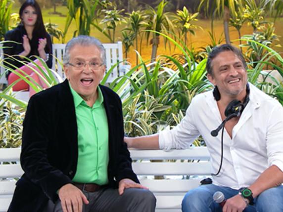 Marcelo, filho de Carlos Alberto de Nóbrega, revela segredo e diz que seu pai frequenta motel aos 82 anos