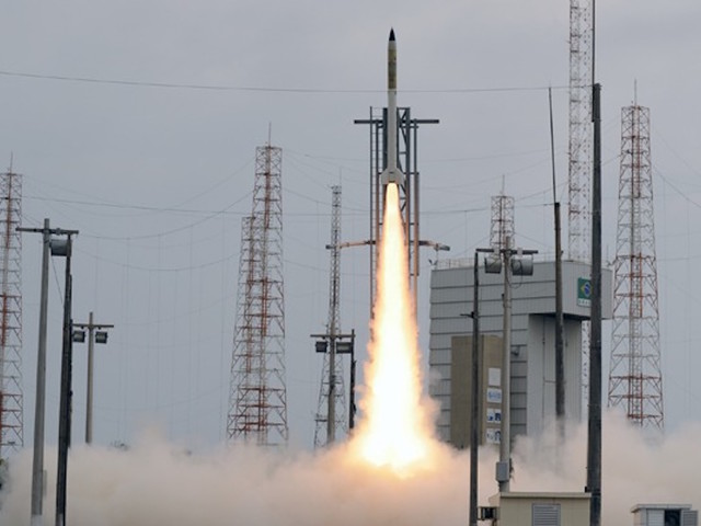 Brazil to Sign Accord With US For Use of Space Launch Base