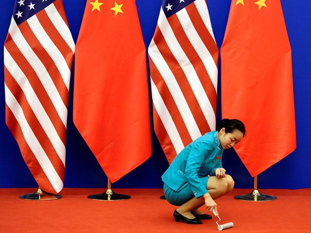 """China vai aumentar importações de bens norte-americanos seguindo os """"princípios do mercado"""""""
