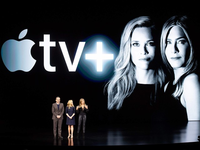 Apple investe US$ 6 bilhões em novos programas para entrar na guerra do streaming