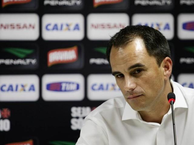 Rodrigo Caetano é sonho de consumo de Campello no Vasco